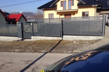 Realizacja systemu ogrodzeniowego