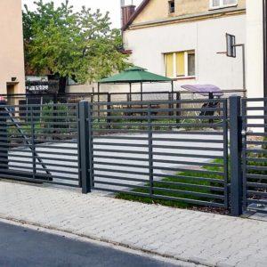 Bramy Wjazdowe Epol-Bram marka Wiśniowski